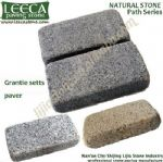 Granite setts,rectangle paving stone,outdoor paver