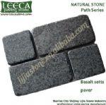 Basalt,stone setts,natural paving stone