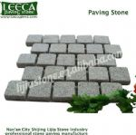 G603 light grey Chinese granite interlock paving stone