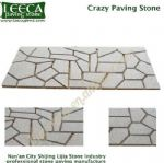 Irregular paving stone, garden decor block, crazy paver