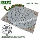 G682 G603 Ambienti central circle natural stone