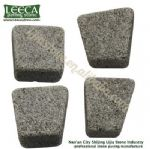 Different shape stone cube cheap patio paver block
