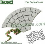 G603 fan paving stone plaza decoration