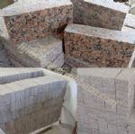 G652 granite bricks stone outdoor paving slabs