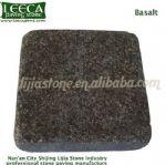 Basalt stone cube kerbstone diamond black cobblestone