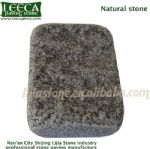 Superior quality Chinese dark grey granite natural finish