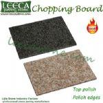Natural granite chopping block cutting board