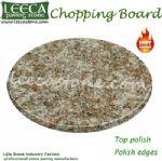 Environmental round chopping board