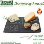 Durable cheese chopping board