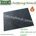 Kitchen unit natural stone chopping board