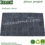 Natural brown stone granite paver