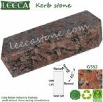 Granite curb stone kerb paver