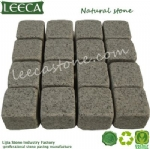 Stone cube mats natural cobbles