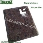 Cool mouse pad natural stone mouse mat