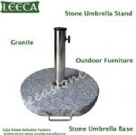 Ourdoor furniture granite umbrella base