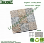 Legand series stone granite setts