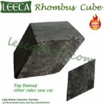 Lozenge cube stone cobble
