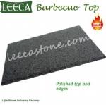Stone barbecue top