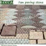 Cheap fan paving stone building paver