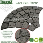 Hanan lava stone travertine paver