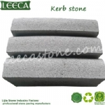 Granite border stone curb kerb