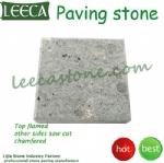 Porphyry paving stone garden cubes