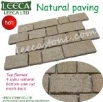 Landscaping stone stairs stone gardening