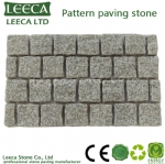 Light-grey-square-pattern-granite-paving-stone