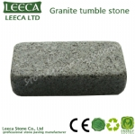 Tumble granite grey stone paving