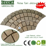 14th Xiamen Stone Fair Mesh paver stone H3