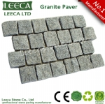 Natural tumbled mesh back paving stone