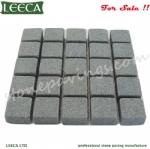 Cheap driveway paving stone, mesh back cobblestone paver driveway 50x50cm