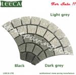 LEECA mesh paving stones
