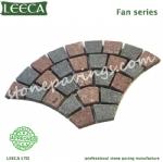 Porphyry driveway mats stones
